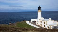 Rubha Reidh Lighthouse - Écosse