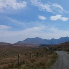 Cuillin Hills - Écosse